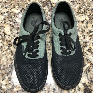 Vans Harry Potter Slytherin Shoes Women's 8 / 6.5
